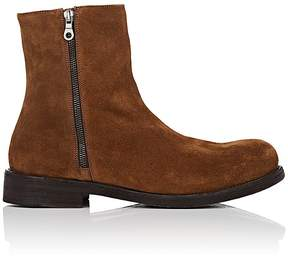 Barneys New York MEN'S SUEDE ANKLE BOOTS