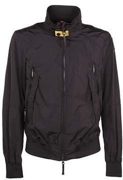 Parajumpers Men's Pmjckwi03541 Black Polyester Outerwear Jacket.