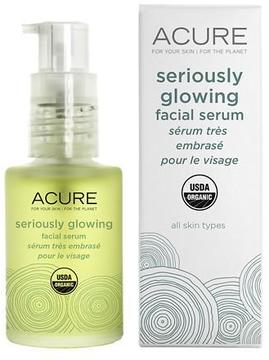 Acure Organics Seriously Glowing Facial Serum