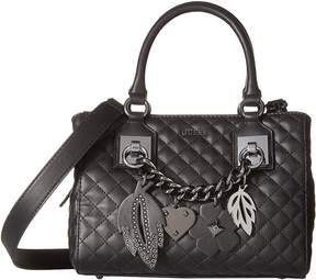 GUESS Stassie Girlfriend Satchel Satchel Handbags