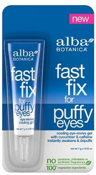 Alba Fast Fix for Puffy Eyes Cooling Eye-Revive Gel - 0.25 oz