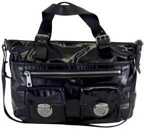 Marc Jacobs Black Coated Satchel Bag - BLACK - STYLE
