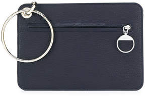 MM6 MAISON MARGIELA envelope hoop clutch
