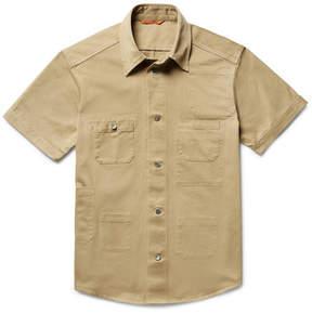 Barena Cotton-Twill Overshirt