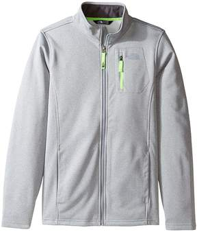 The North Face Kids Canyonlands Full Zip Jacket Boy's Coat