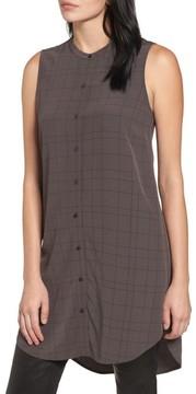 Eileen Fisher Women's Tencel Blend Tunic Shirt