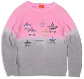 Butter Shoes Girls' Star Dip-Dye Pullover - Big Kid