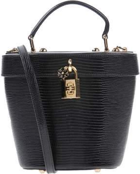 Dolce & Gabbana Handbags - BLACK - STYLE