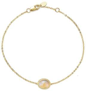 Bloomingdale's Opal Oval Bracelet in 14K Yellow Gold - 100% Exclusive
