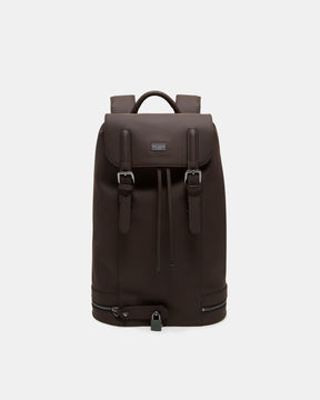 Ted Baker Rubber leather backpack