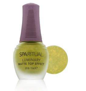SpaRitual Matte Top Effect Luminary - Citrine