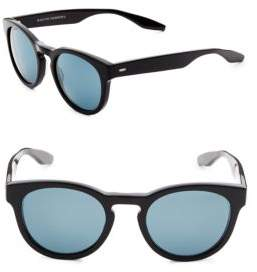 Barton Perreira 52mm Cat Eye Sunglasses