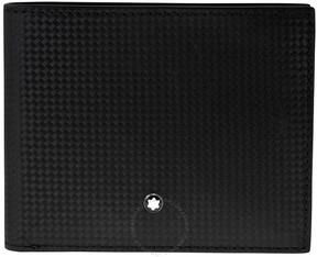 Montblanc Westside Extreme Black Leather 8CC Wallet
