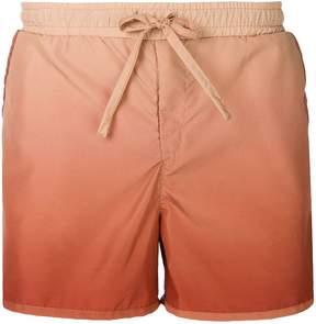 Cmmn Swdn gradient swim shorts