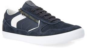 Geox Box 33 Low Top Zip Sneaker