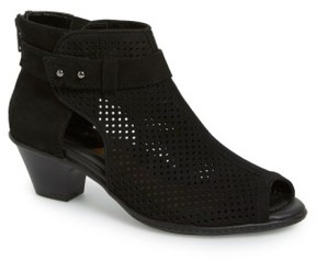 Earth Women's 'Intrepid' Peep Toe Bootie