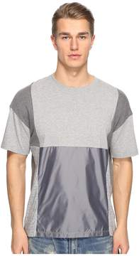 Mostly Heard Rarely Seen Geometric Back Pocket Tee Men's T Shirt