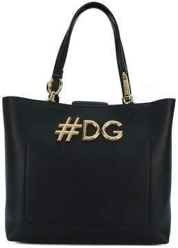 Dolce & Gabbana Beatrice shoulder strap
