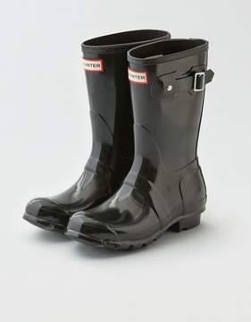 American Eagle Outfitters Hunter Original Short Gloss Rain Boot