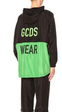 K-Way GCDS Half Cut Jacket