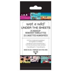 Wet n Wild Under the Sheets Makeup Remover Towelettes Makeup Remover Wipes