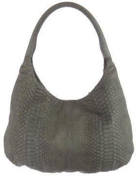 Devi Kroell Python Shoulder Bag