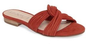 Sole Society Women's Dahlia Flat Sandal