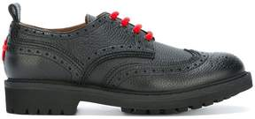 Givenchy brogue detail Derby shoes