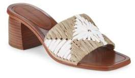 Sigerson Morrison Marrin Leather Sandals