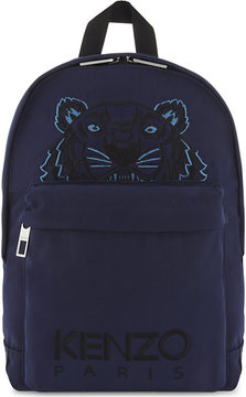 Kenzo Ladies Navy Tiger Backpack