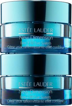 Estée Lauder New Dimension Firm + Fill Eye System