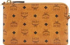 MCM Crossbody Tech Pouch In Visetos Original