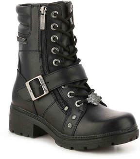 Harley-Davidson Women's Tallyridge Combat Boot