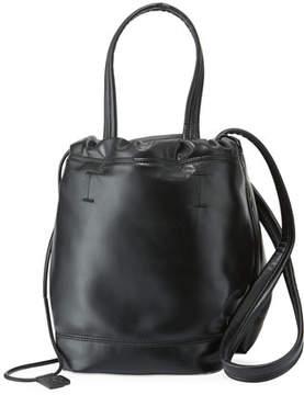 Paco Rabanne Medium Faux-Leather Shoulder Pouch Bag