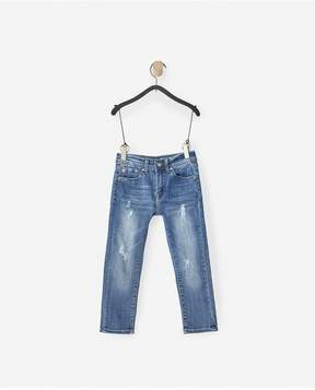 AG Jeans | The Stryker Little Boys - 11Yr Manuscript | Blue