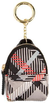Vera Bradley Sofia Plaid Micro Backpack Key Chain - SOFIA - STYLE