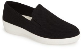 FitFlop Women's Superskate Knit Loafer
