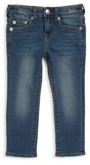 True Religion Little Boy's Ash Jeans