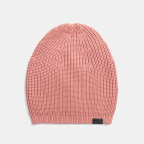 Coach Merino Knit Hat