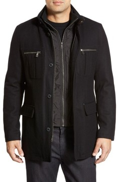 Cole Haan Men's Wool Blend Jacket