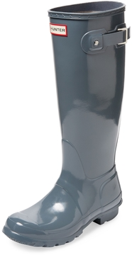 Hunter Women's Original Tall Gloss Wellington Boot
