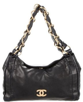 CHANEL - HANDBAGS - HOBO-BAGS