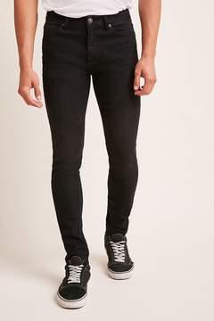 21men 21 MEN Faded Wash Skinny Jeans