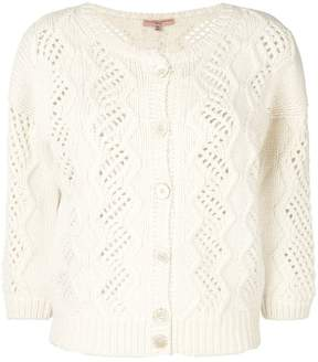 Ermanno Scervino cropped cardigan