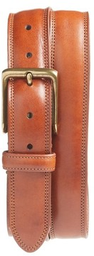 Bosca Men's The Jefferson Leather Belt