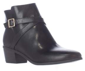 Karen Scott Ks35 Flynne Buckle Ankle Boots, Black.