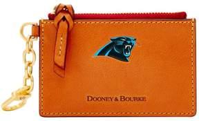 Dooney & Bourke NFL Panthers Zip Top Card Case