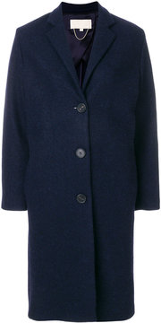 Vanessa Bruno button-down fitted coat