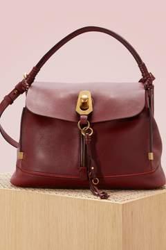 Chloé Owen Shoulder Bag with Flap