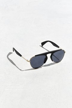 Urban Outfitters Aviator Club Hybrid Sunglasses